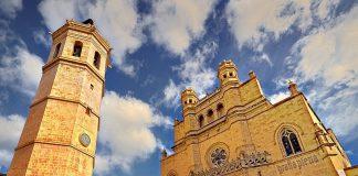 Visita la concatedral de Santa Maria en Castellon