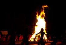 Visita la fiesta de la noche de San Juan en Almazora Castellon