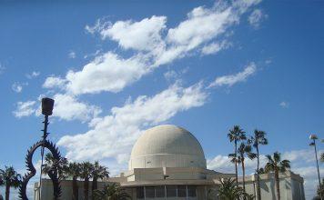 Visita el planetario en Castellon