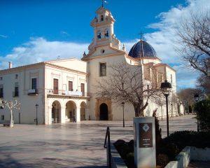 Basílica de la Virgen del Lidón de Castellón