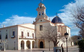 Visita la basílica de la Mare de deu del Lledo en Castellon