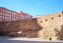 Visita la muralla Liberal en Castellon