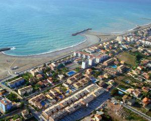 Playa de Ben Afeli de Almazora