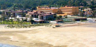 Visita la playa del Pinar en CastellonVisita la playa del Pinar en Castellon