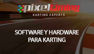 Software y hardware para karting