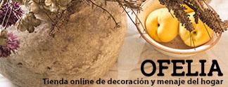 Tienda online de decoración y menaje del hogar